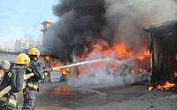 消防安全宣传进院校携手并肩共铸平安校园