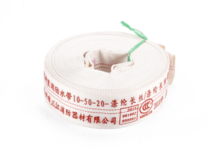 10-50-20有衬里水带塑料涤纶长丝