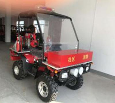 250四轮消防摩托车(手抬泵)