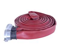 消防水带升压速率对爆破压力的影响
