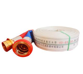 40-65-20超輕浮力消防水帶聚氨酯聚乙烯纖維絲